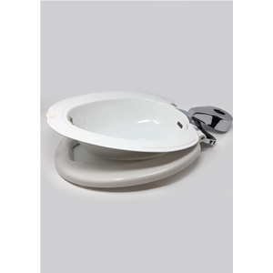 Vaso Bidet Combinato Ideal Standard.Combinato Wc Bidet Monoforo Colore Cromato Oma Nerozzi