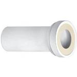 Articolo 170 bocchettone dritto per wc a parete 100 for Selloni virgilio termoidraulica e arredo bagno roma rm