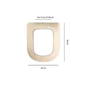 Articolo s333p01 copri wc per ideal standard calla for Copri wc ideal standard