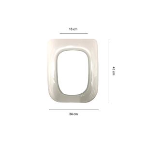 Articolo s347p04 copri wc per ideal standard conca for Copri wc ideal standard