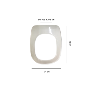Articolo s482p02 copri wc per ideal standard tesi for Copri wc ideal standard
