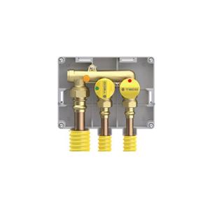 Articolo k202cc10100 k7 rubinetto d 39 arresto per gas da - Valvola chiusura acqua bagno ...