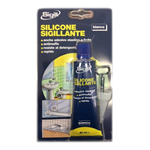 Blister di Silicone Bianco Antimuffa Ml. 60 Pigal Sigill
