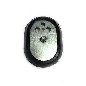 Articolo 65108275 flangia ovale con guarnizione for Scaldabagno perla